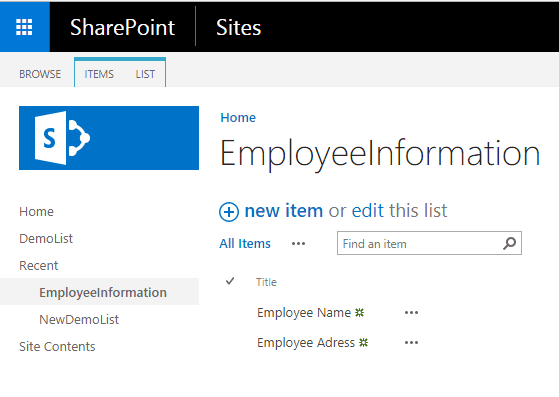publish infopath form to sharepoint online