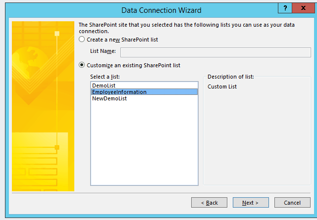 publish infopath form to sharepoint 2013 central administration