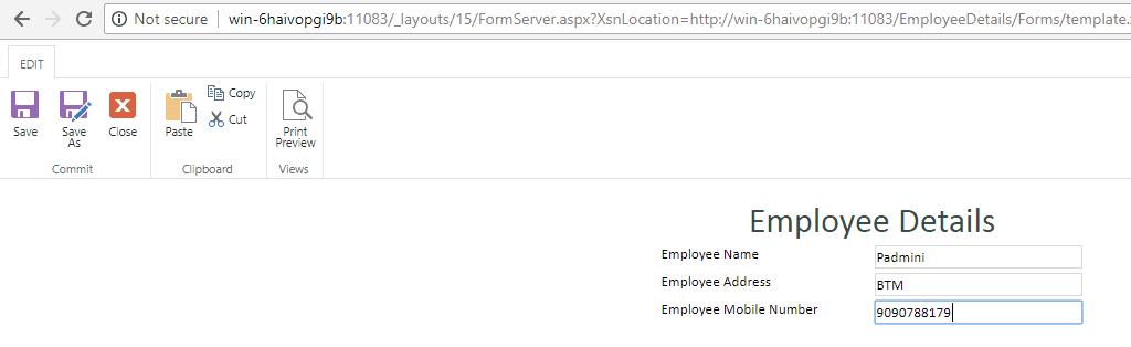 edit infopath form in sharepoint designer 2013