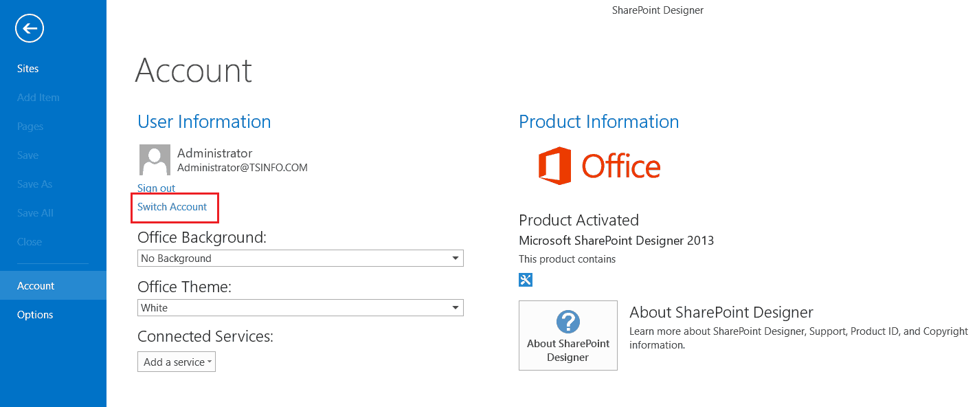 You need a more recent version of SharePoint Designer