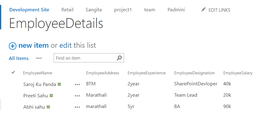 sharepoint item level permissions