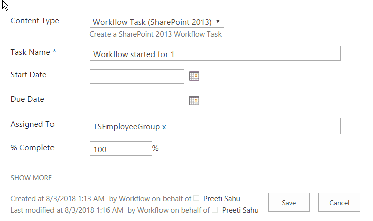 sharepoint designer workflow assign task to group