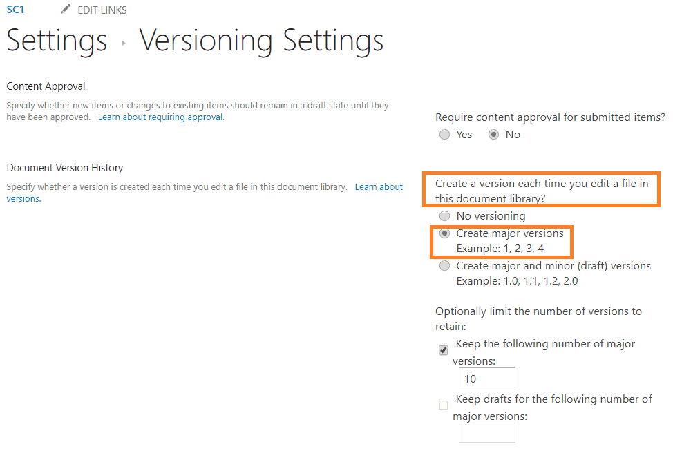 how to enable co-authoring in sharepoint 2013