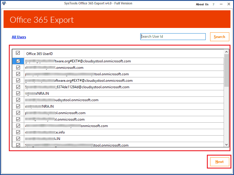 Backup Office 365 Mailbox to PST Easily