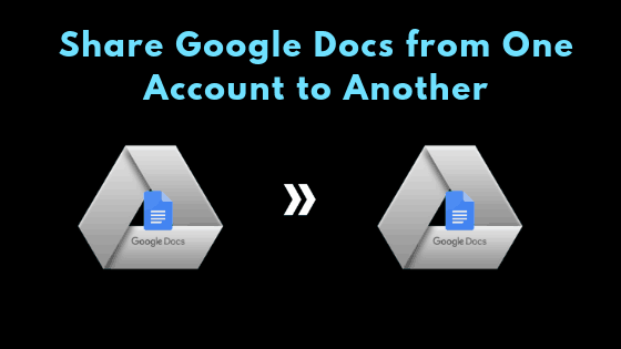 how to share google drive