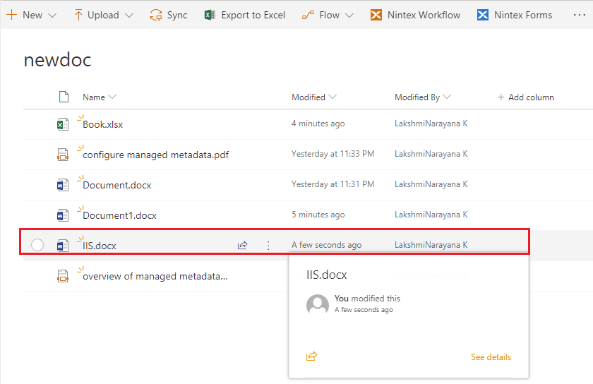 how to sync sharepoint document library in sharepoint online