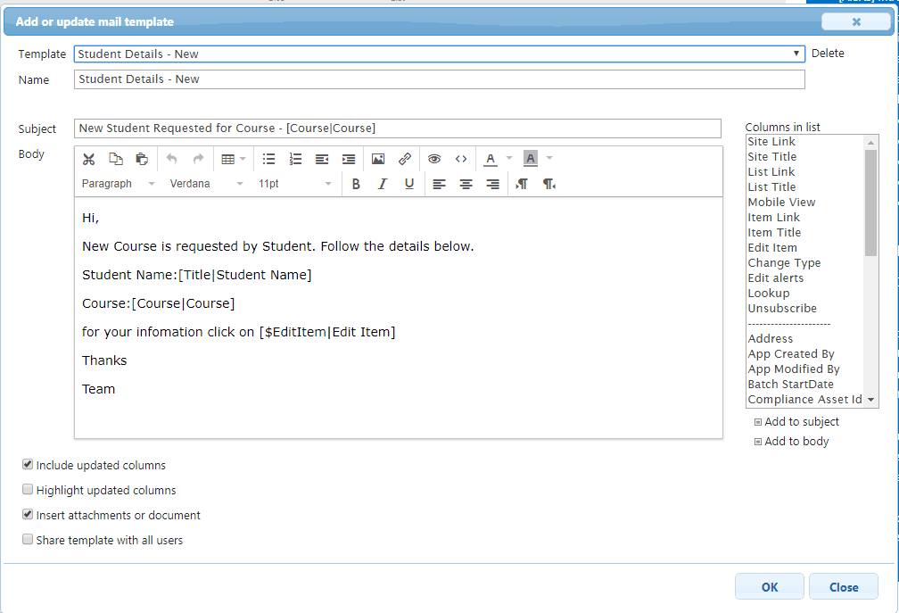 infowise ultimate collapsible tabs for office 365