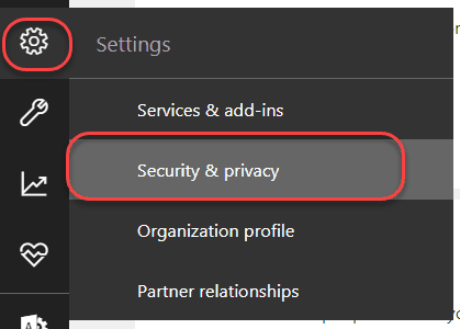 office 365 set all user password to never expire