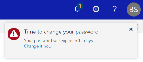 set password never expires for office 365 users