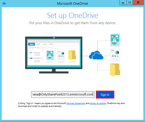 sharepoint document library sync