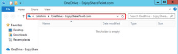 sharepoint sync client