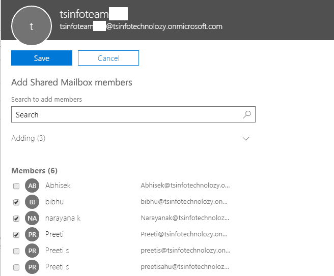 How do I add a shared mailbox in Outlook 365?