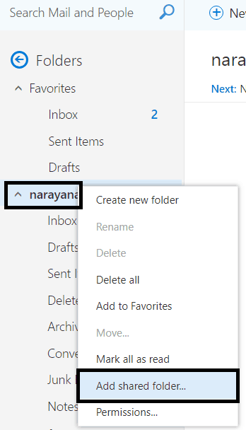 How To Delete Shared Mailbox From Outlook Removing an