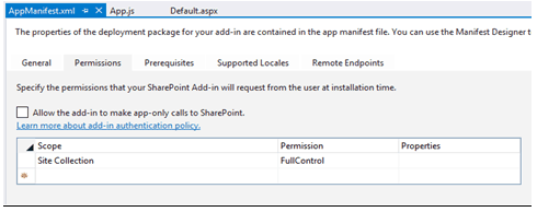Display SharePoint List items in HTML Table using JSOM in SharePoint Hosted App