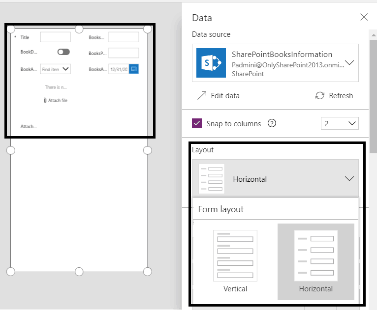 sharepoint powerapps tutorial