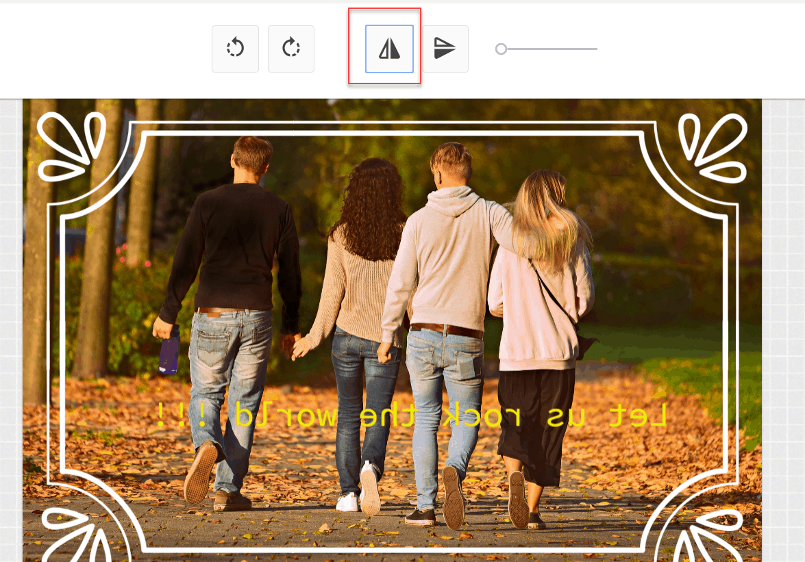 SharePoint image editor Transform Image