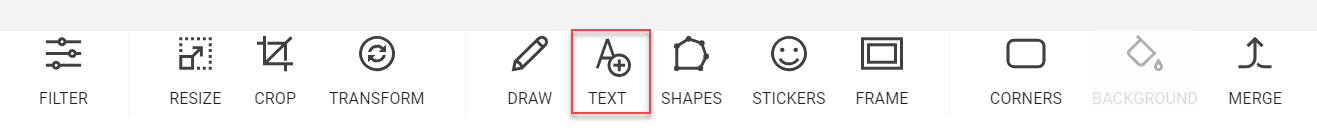 SharePoint image editor add Text into Image