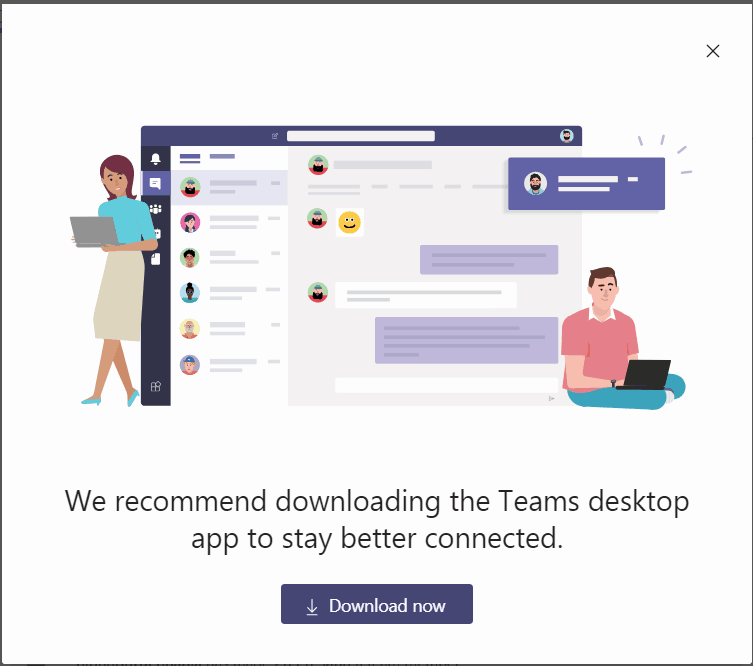 Install Microsoft Teams on windows 10
