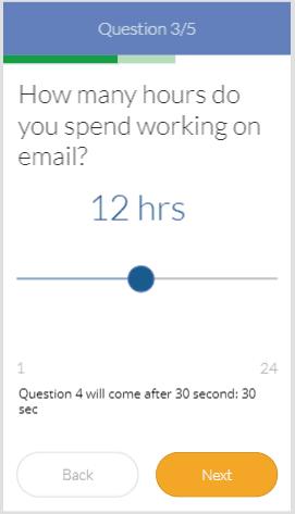 PowerApps employee engagement survey