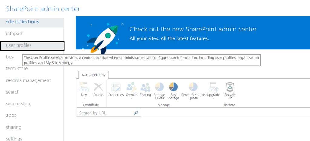 sharepoint online organization chart