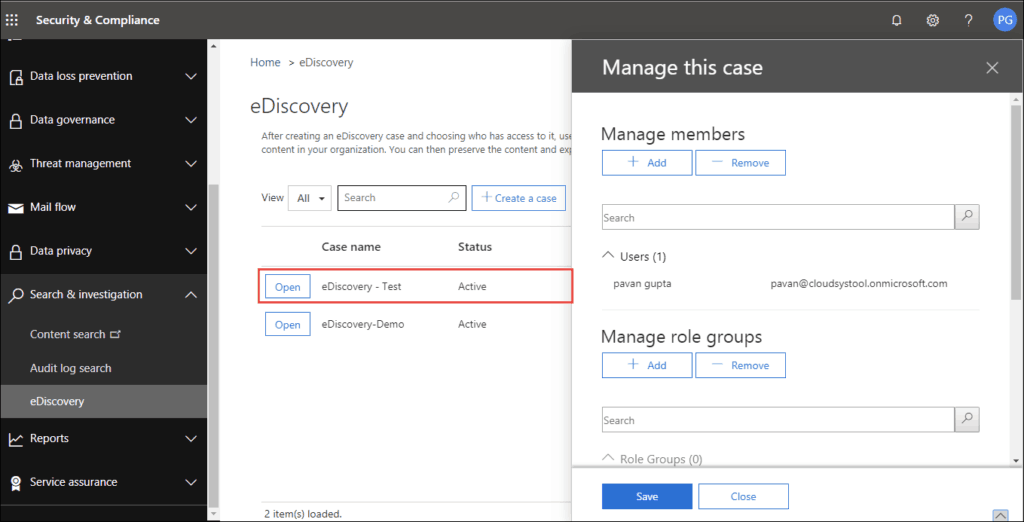 how to export office 365 mailbox