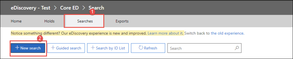 how to export office 365 mailboxes to pst using ediscovery