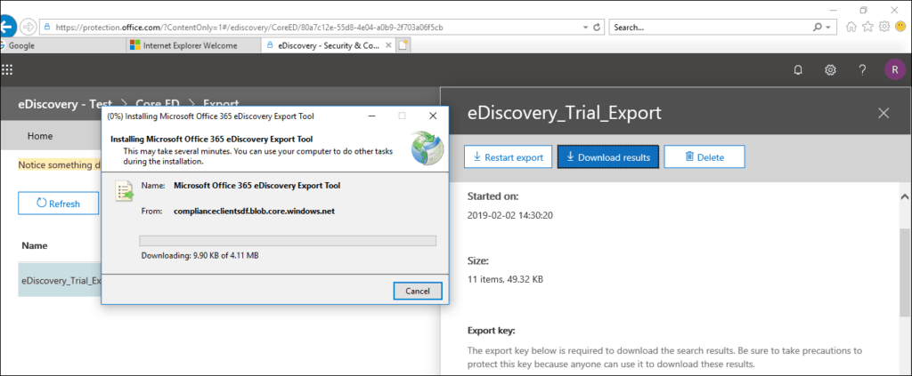 how to backup outlook 365