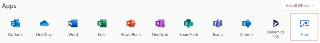 SharePoint Applauncher