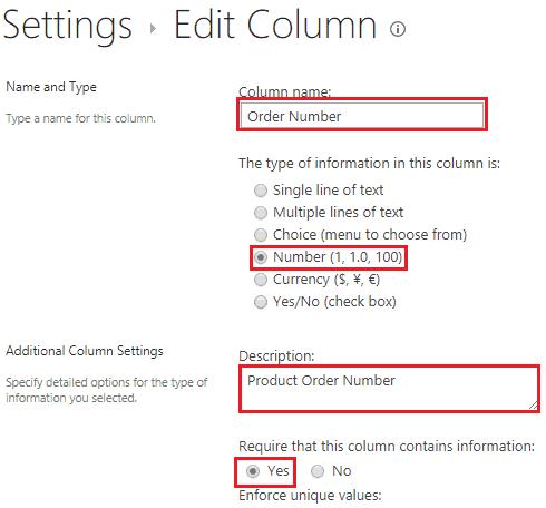Create Custom Field/Column in SharePoint Online List using PnP