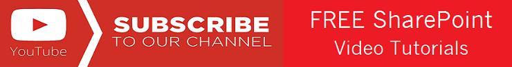 SharePointSky YouTube Channel
