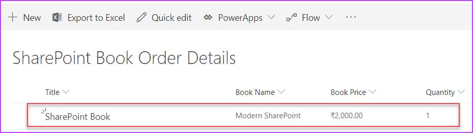 microsoft flow copy sharepoint list item