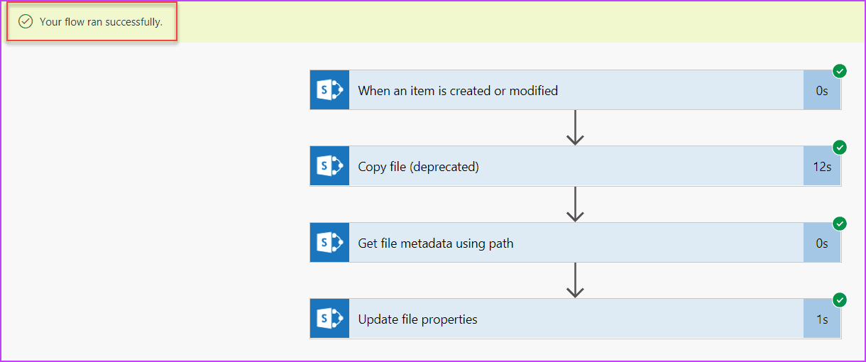 create word document from template using microsoft flow