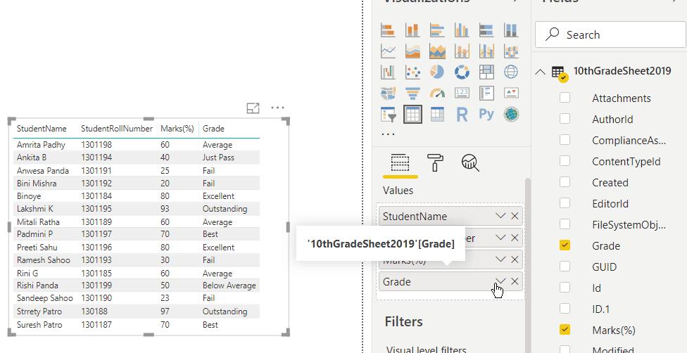create conditional column in power bi