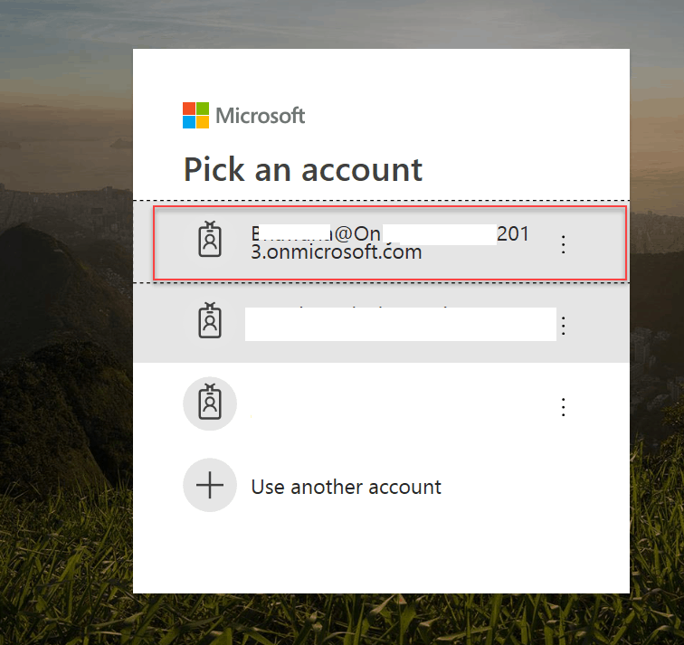 power bi access to the resource is forbidden