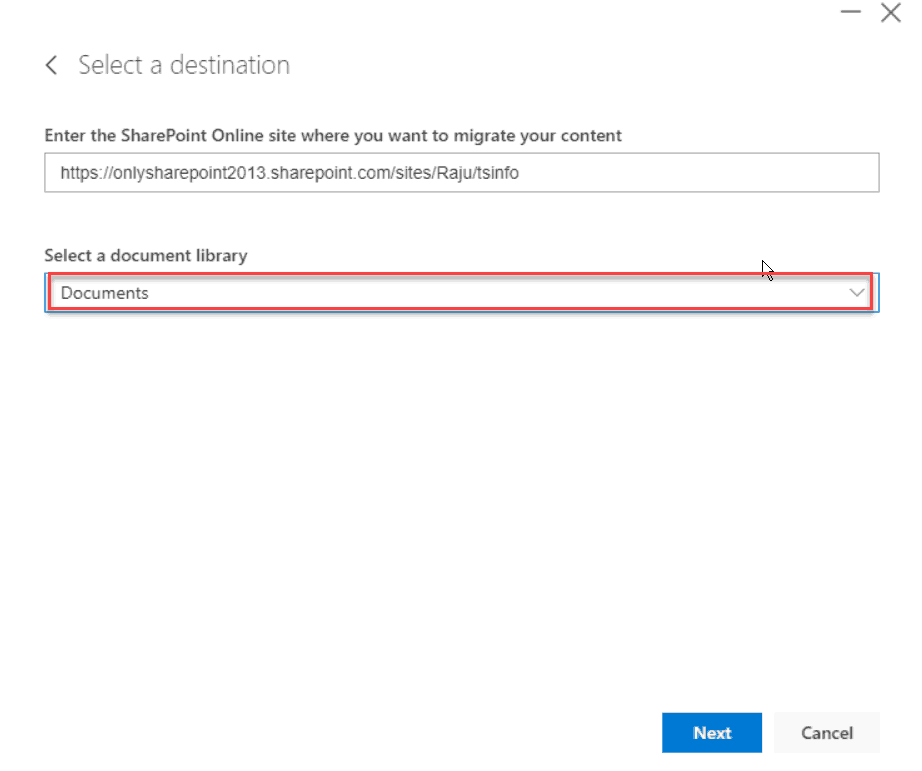 download microsoft sharepoint migration tool