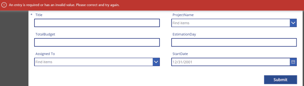 getting your data powerapps
