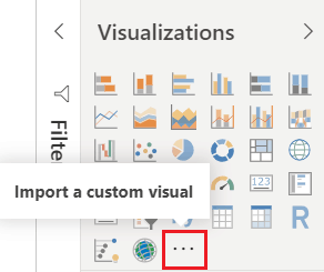 Import a Custom Visual from a File