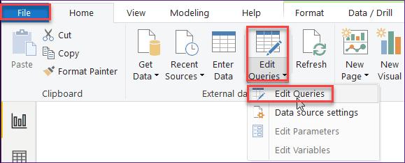 change data source power bi desktop