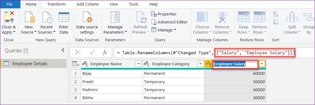 change data source power bi service