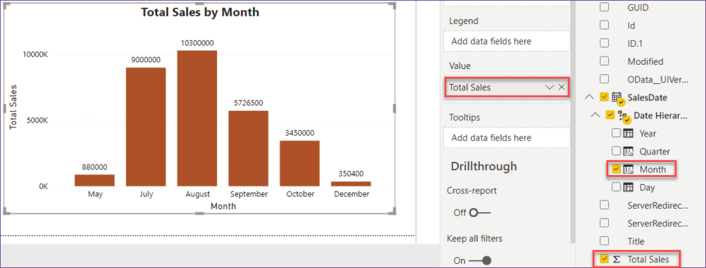group by month and year in power bi