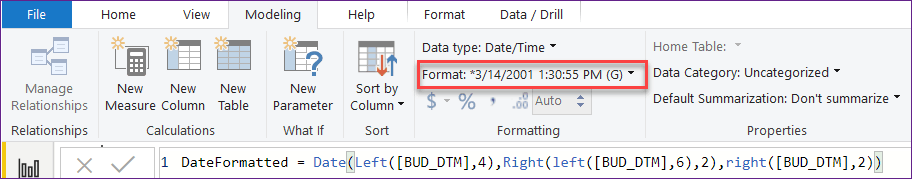 power query m convert yyyymmdd to date