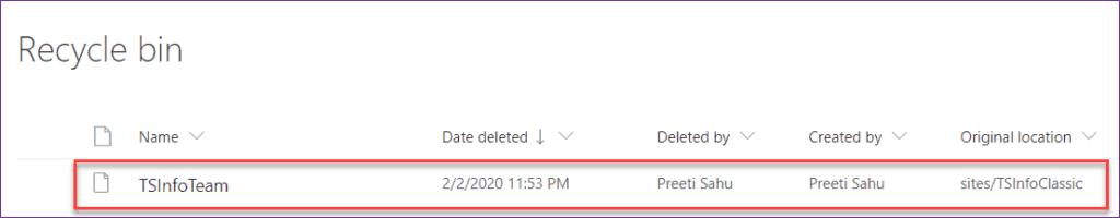 Remove SharePoint Lists using PnP PowerShell
