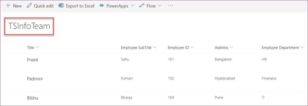 Update SharePoint List Title Using PnP PowerShell