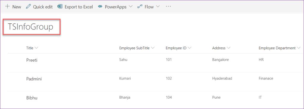 Update SharePoint Online Lists Title Using PnP PowerShell
