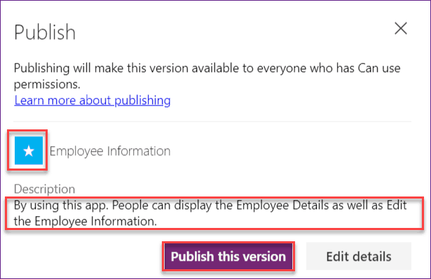 create canvas app from excel in PowerApps