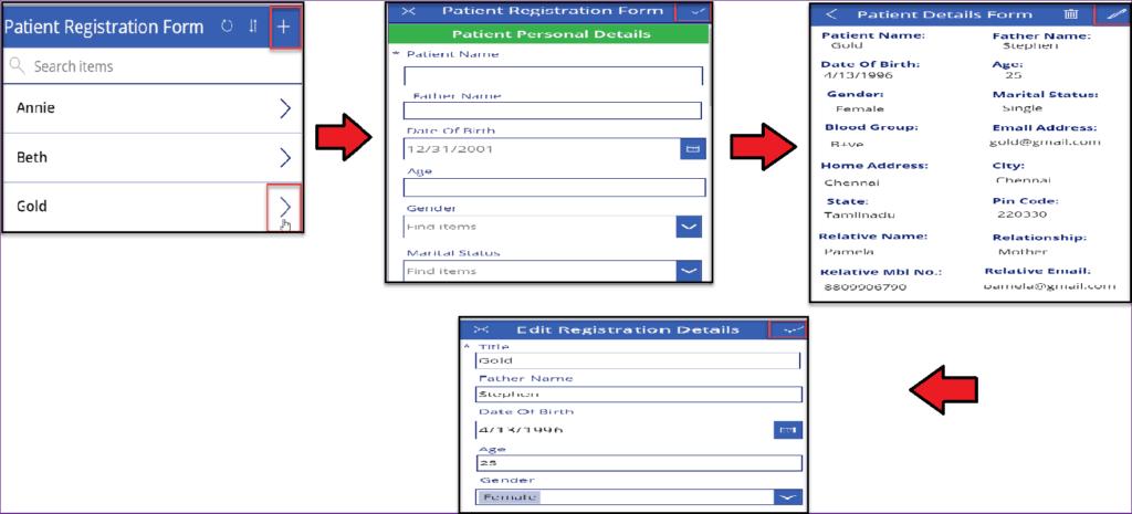 create power apps app for SharePoint Online list