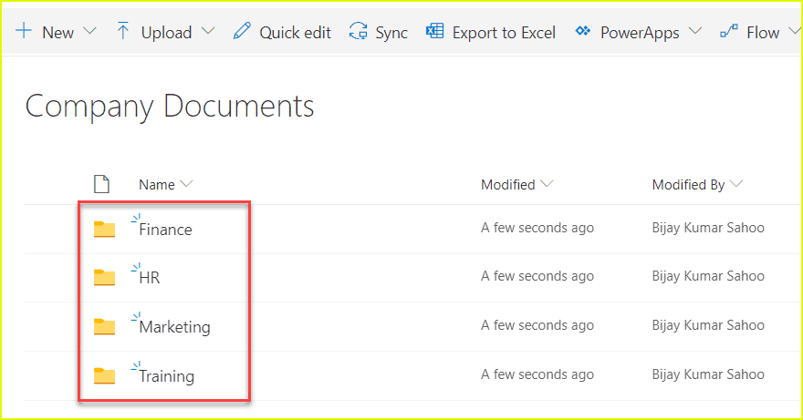 how to give unique permission to folder in sharepoint online