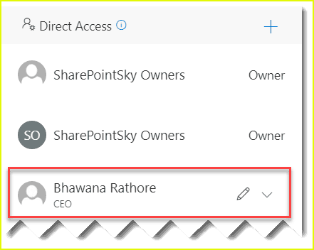 how to set unique permissions sharepoint online document library