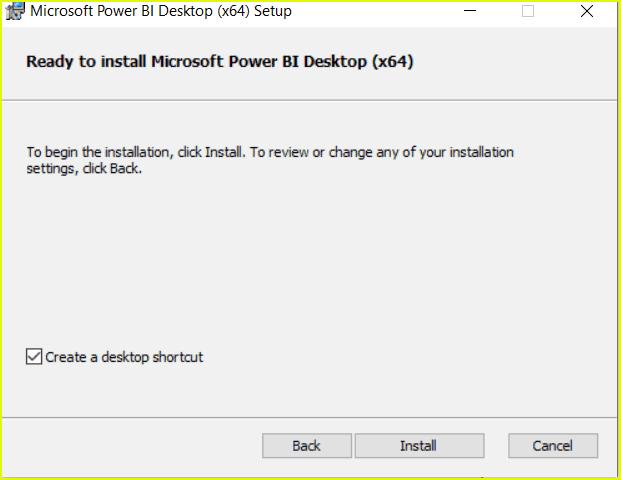 power bi desktop tutorial