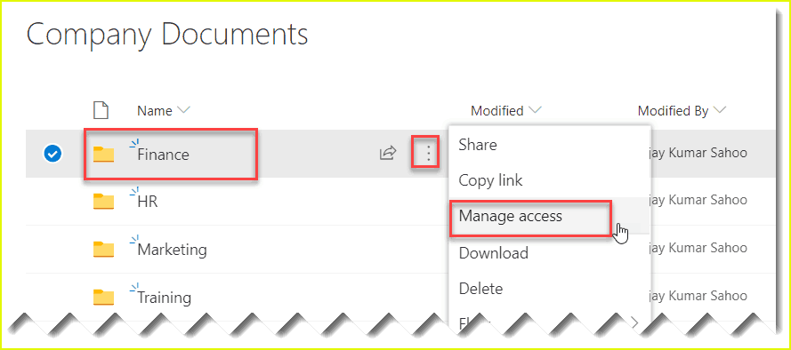 sharepoint document library unique permissions